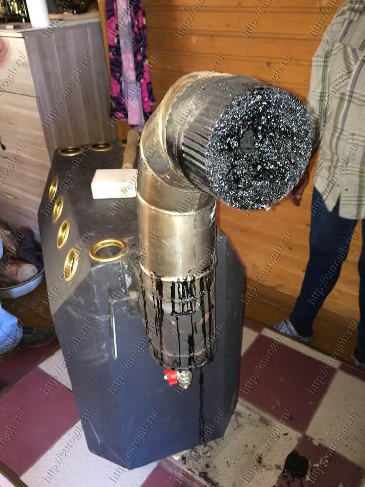 Чистка дымоходов в энгельсе установка дымохода баня